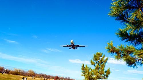 Biocombustibles en la aviación
