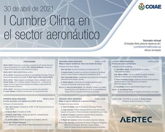 I Cumbre Clima