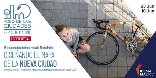 Foro de las Ciudades de Madrid 2021