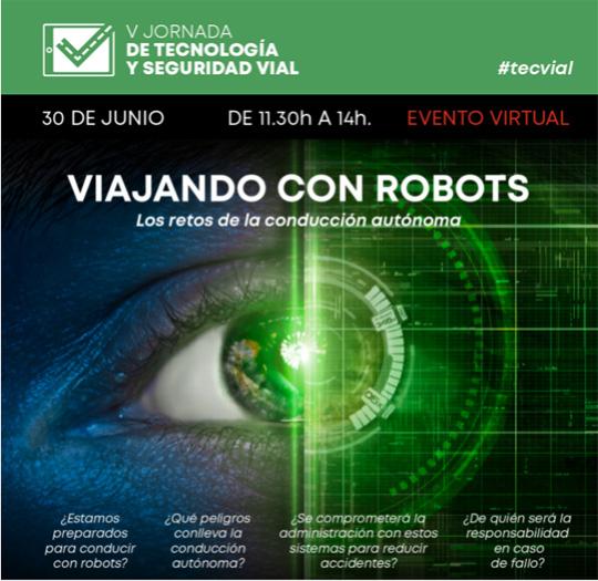 V Jornada de Tecnología y Seguridad Vial