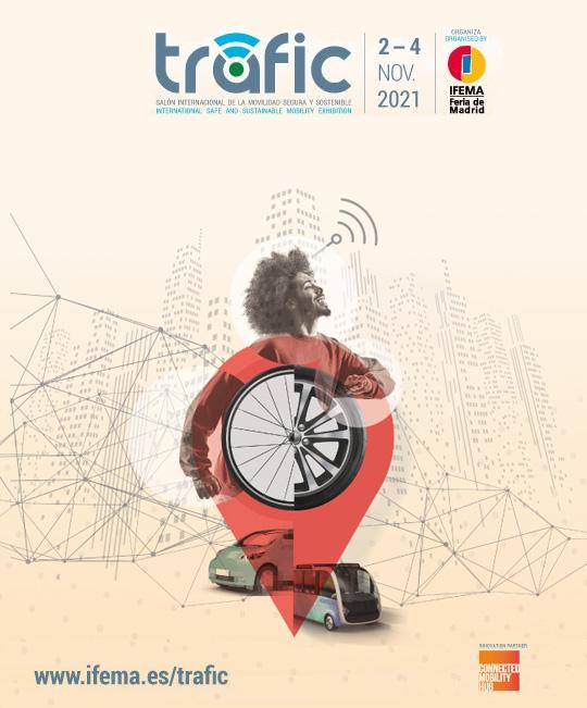 """""""Conéctate a la Nueva Movilidad"""" - TRAFIC"""