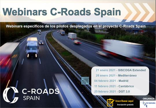 """C-Roads Spain """"Piloto DGT 3.0"""""""
