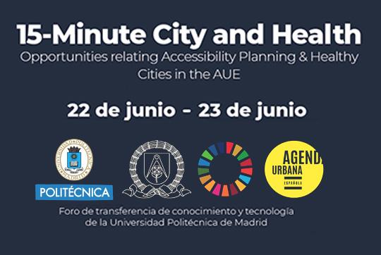 La Ciudad de los 15 Minutos y la Salud
