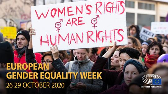 Semana Europea de la Igualdad de Género, del Parlamento Europeo