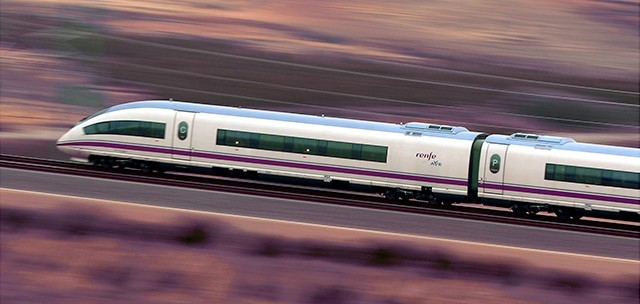 Tren AVE - Alta Velocidad Española