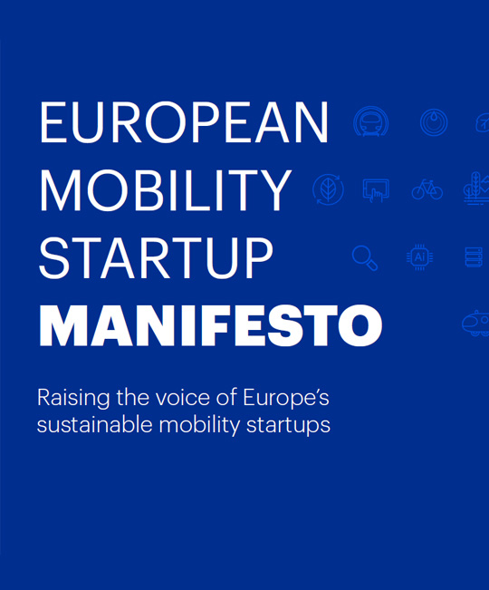 Manifiesto Europeo de Iniciativas de Movilidad