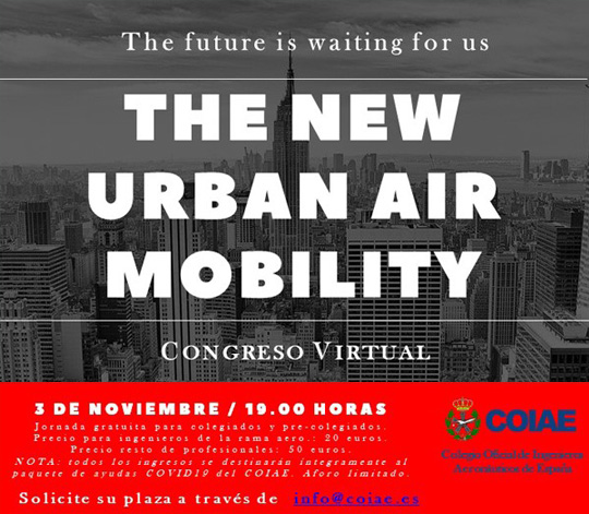 The future is waiting for us: the new urban air mobility