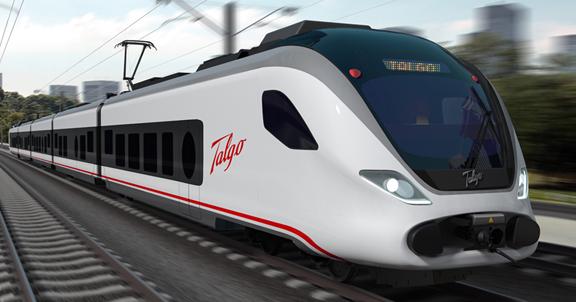 Talgo presenta el primer prototipo de tren de hidrógeno con pila de combustible