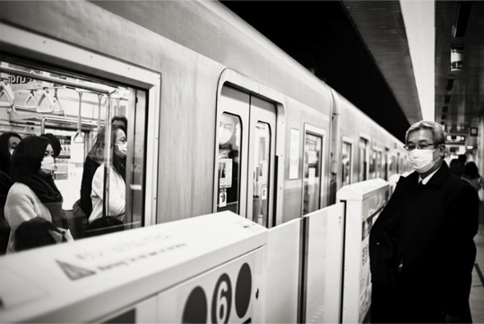 Transporte público seguro frente al COVID