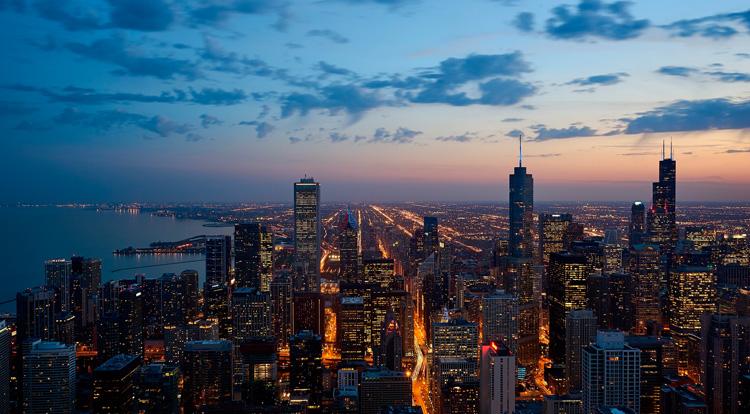 Skyline de una ciudad
