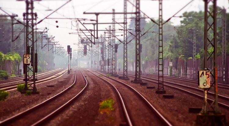 Vías de la red ferroviaria equipada con ERTMS
